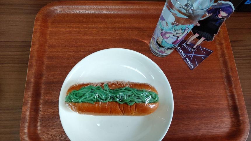 麺と紫キャベツの話聞くたびに思い出す【プロセカ】