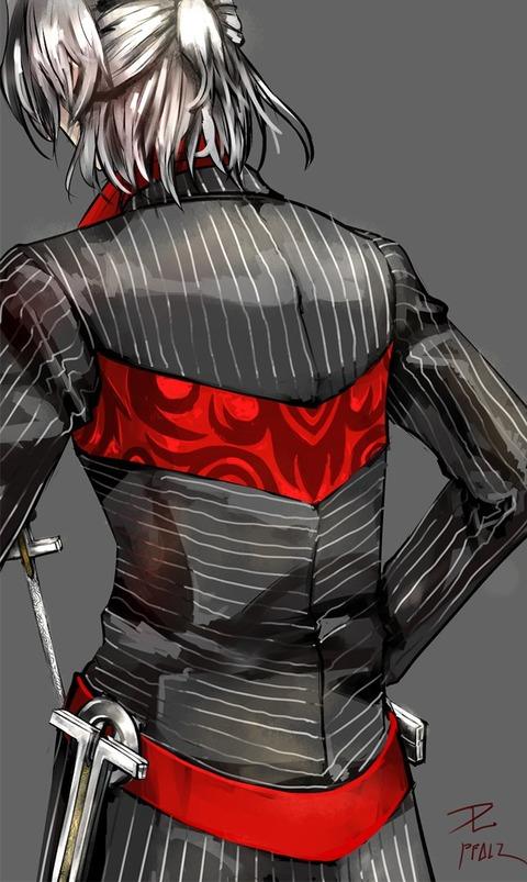 Fate/Grand Order Blogアントニオ・サリエリの絵師PFALZさんが夏服夏毛サリエリさんを公開コメントする