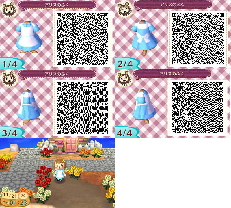 Animal Crossing New Leaf Cat Outfit