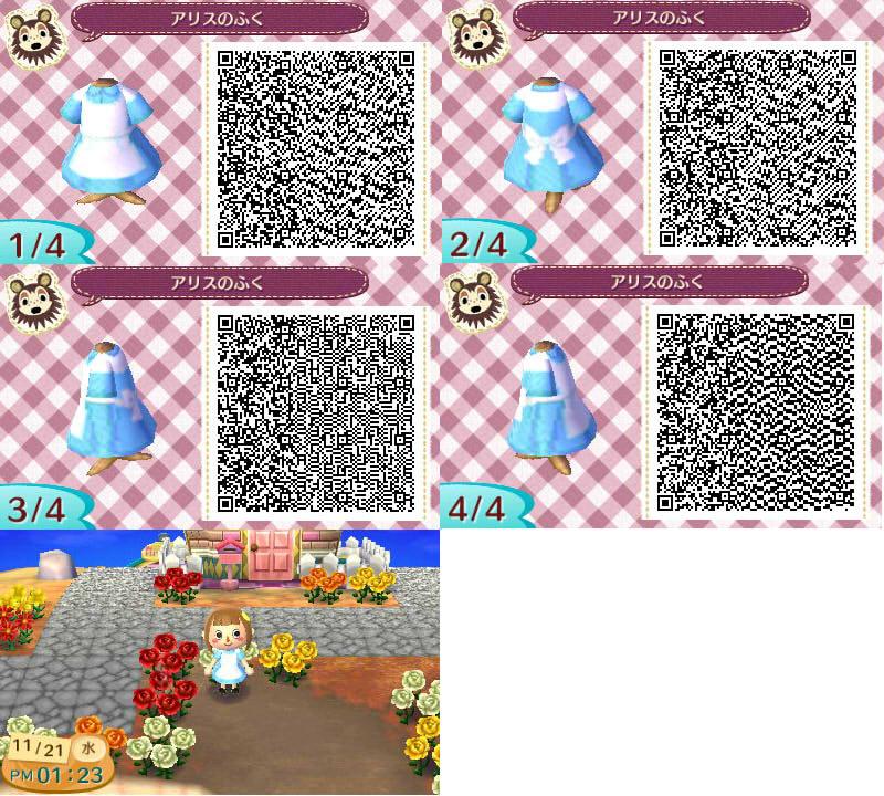 不思議の国のアリスの服