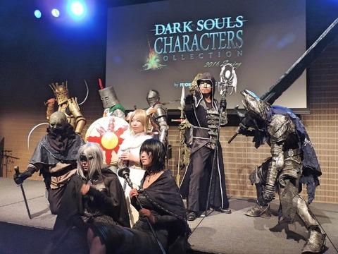 『DARK SOULS III』完成発表試遊会!!3月24日が待ち遠しい!