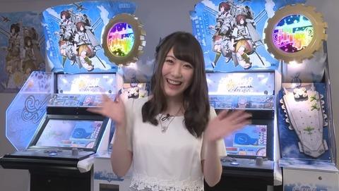 【艦これアーケード】日高里菜さんのプレイ動画が公開1
