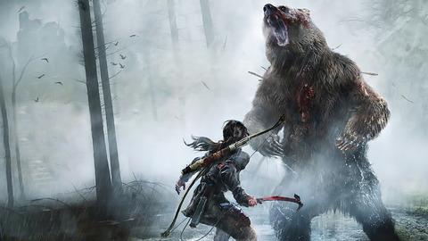 Xbox One/Xbox 360にて先行発売「Rise of the Tomb Raider」の序盤プレイ動画が公開!