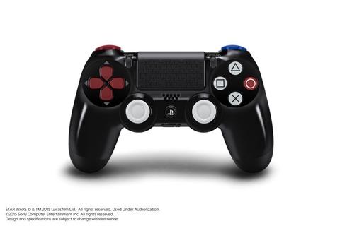 PS4『SWBF』コントローラー同梱版発表!ダース・ベイダーをモチーフにデザイン