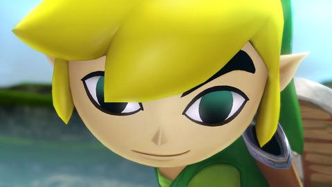 3DS『ゼルダ無双 ハイラルオールスターズ』トゥーンリンクのトレイラーが公開