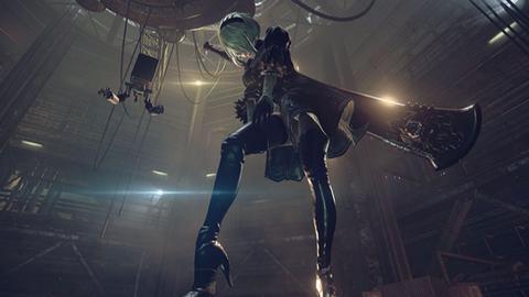 「NieR: Automata」気になるストーリーが公開!人類がいない地球で戦うアンドロイドと機械生命体