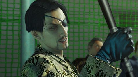 「龍が如く 極」真島吾朗をはじめ、リファインされた登場人物が公開