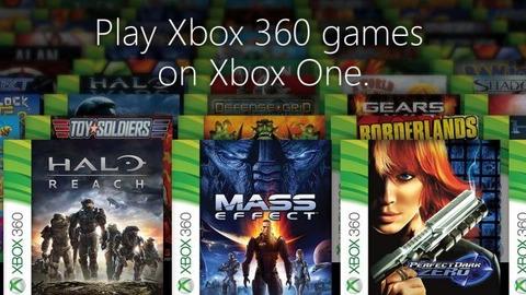 XboxOne下位互換でプレイ可能になる360タイトルが公開。ローンチで104本が対応