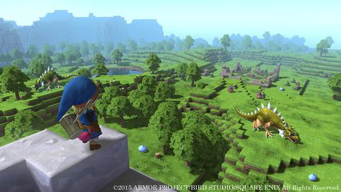 PS4「ドラゴンクエスト ビルダーズ」プレイ動画公開。なかなか面白そうやね