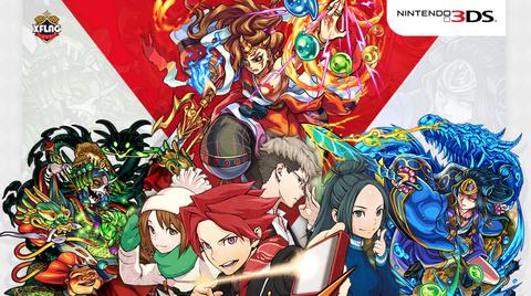 3DS版モンスターストライク。オリジナルモンスター「カグツチ」の存在も明らかに!