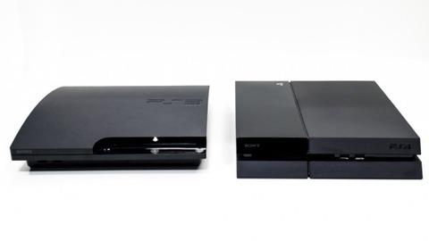 PS3持ってるとPS4を買う理由が見当たらない