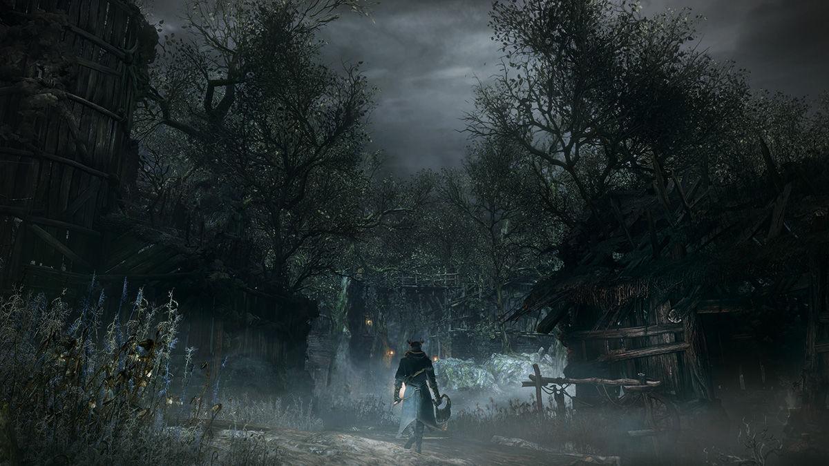 Zombie Horde Art 海外『Bloodborne(...