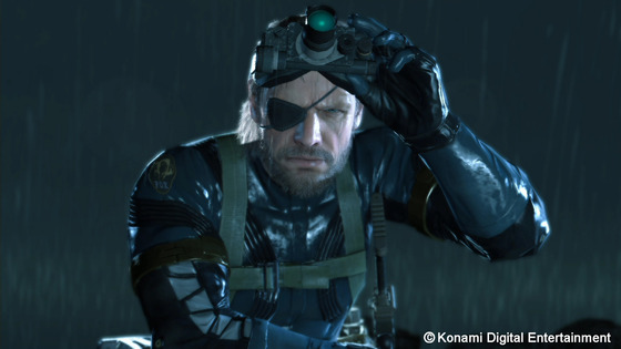 METAL GEAR SOLID V:GROUND ZEROES 1