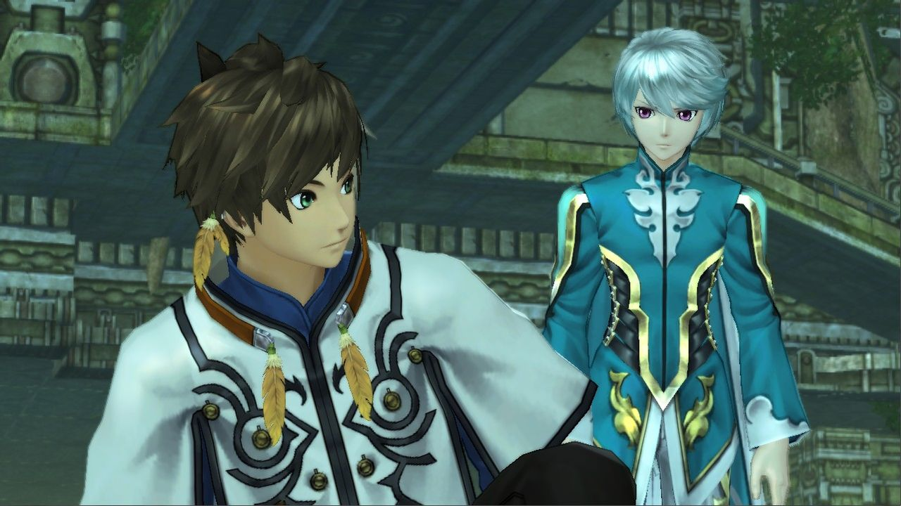 tales of xillia 1 ending relationship