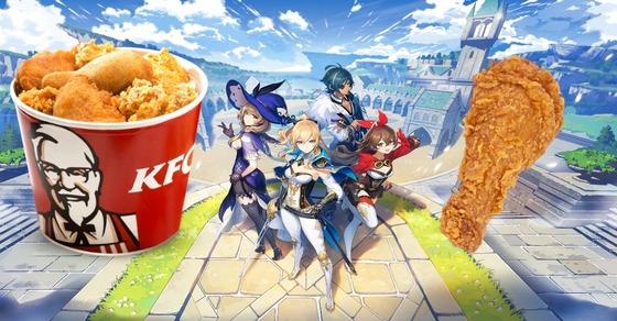genshin-impact-art-kfc-chicken