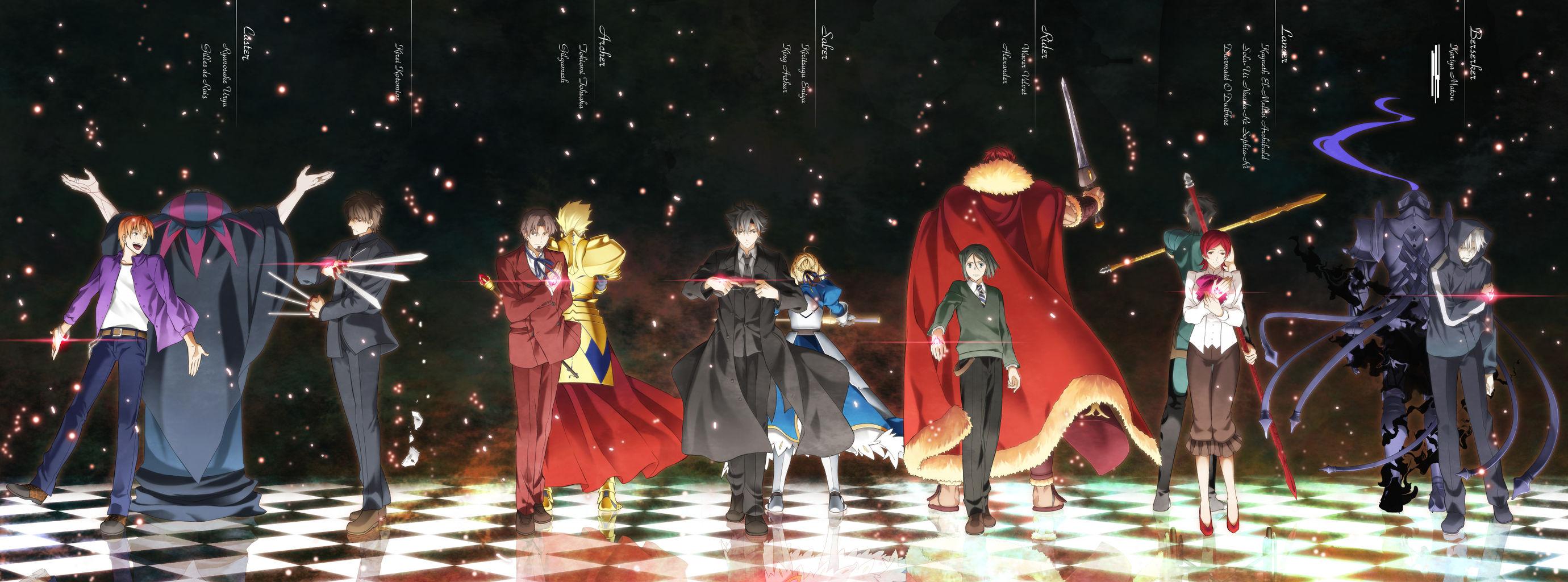 Fate Zero 二次画像まとめ ゲーム攻略のまるはし