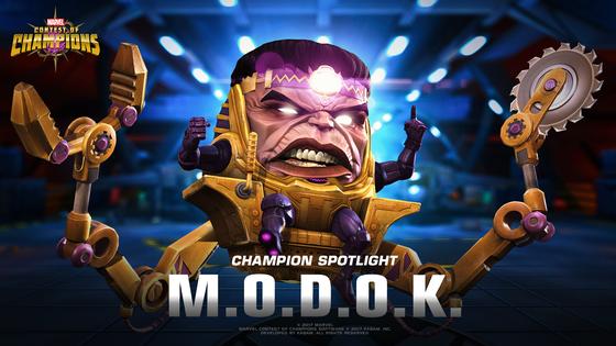 MCoC_CR_MODOK_ChampionSpotlight_1920x1080