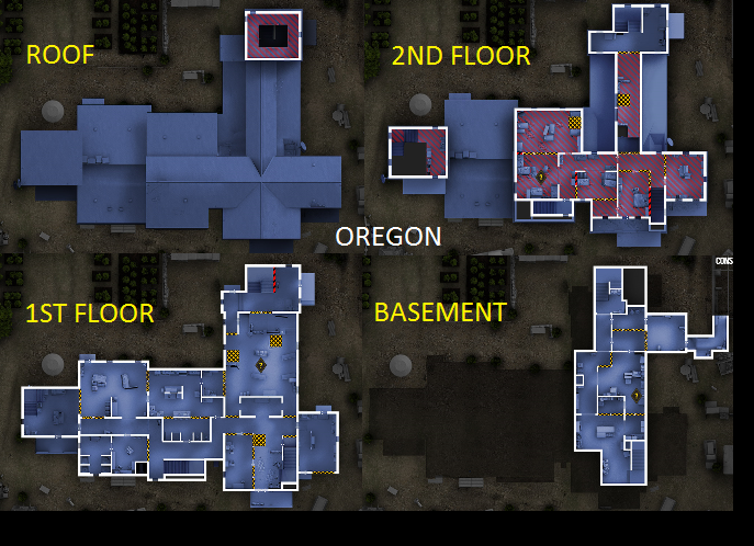 「r6s マップ」の画像検索結果
