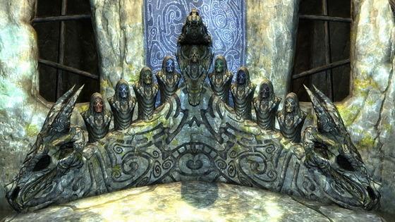 ドラゴンプリーストの仮面_3Dプリント_01