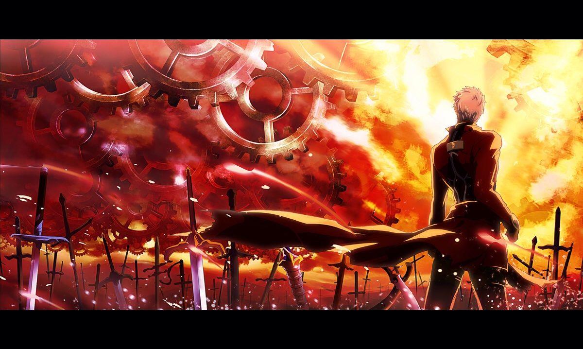 Fate Stay Night 二次画像まとめ ゲーム攻略のまるはし