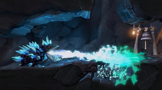 運命の洞窟 THE CAVE 1
