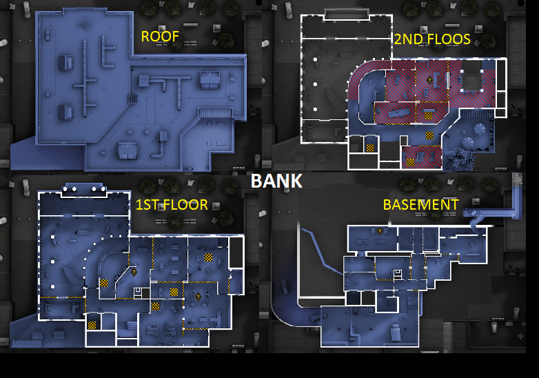 R6 Map Layout Related Keywords & Suggestions - R6 Map Layout