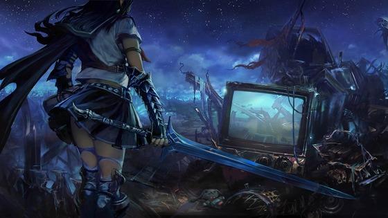 剣の街の異邦人 1