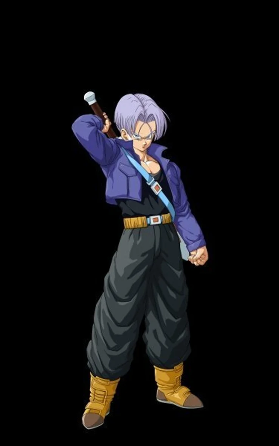 dragon-ball-z-kakarot-trunks-model