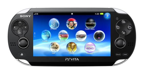 PlayStation Vita 1