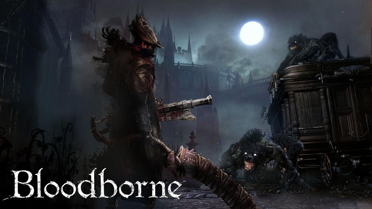 海外 Bloodborne ブラッドボーン ファンの壁紙公開 ゲーム攻略