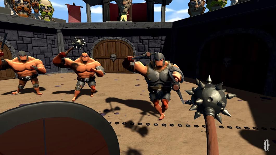 剣闘士になれるVRゲーム『GORN』Steamにて早期アクセス開始!コメントする