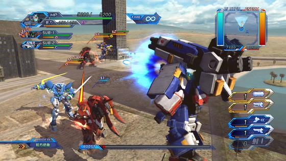 スーパーロボット大戦OG INFINITE BATTLE 3