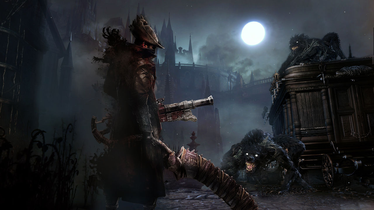 bloodborne pc 版