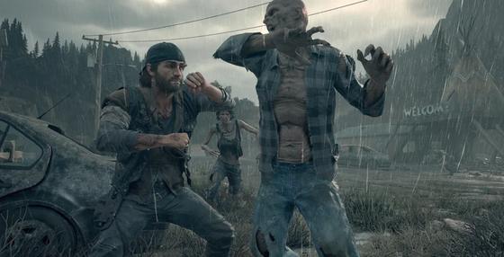 days-gone-zombie-fight
