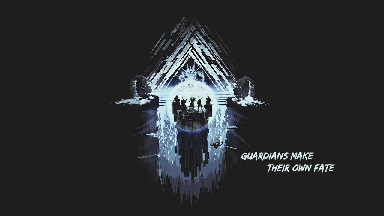 Destiny ファン作成のレイドシリーズのポスターが壁紙になって登場 ゲーム攻略のまるはし