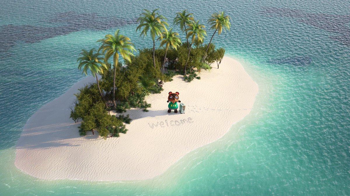 どうぶつの森 switchレア島