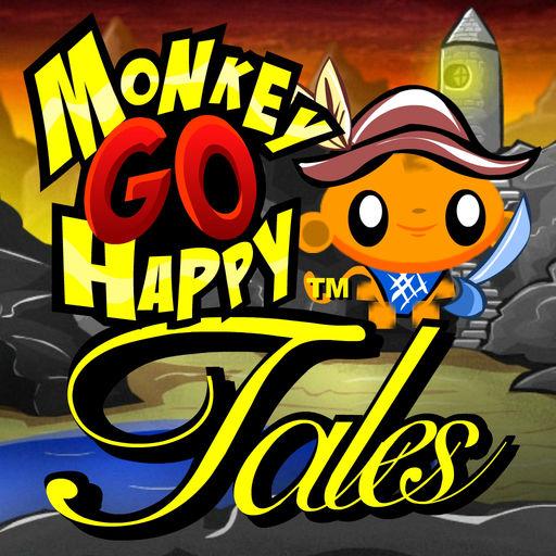 Monkey Go Happy Talesモンキーゴーハッピーテイルズゲーム