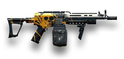 ハロウィン武器一例
