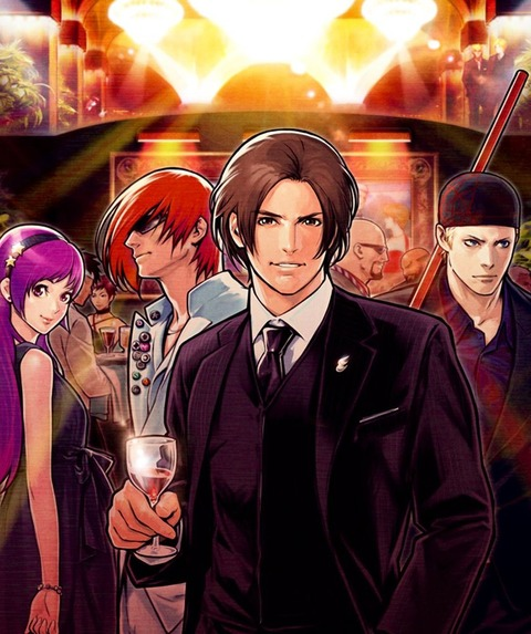 King_of_Fighters_98_Ultimate_Match_Art_01