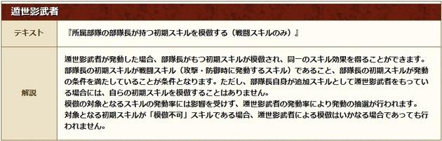 ①影武者2