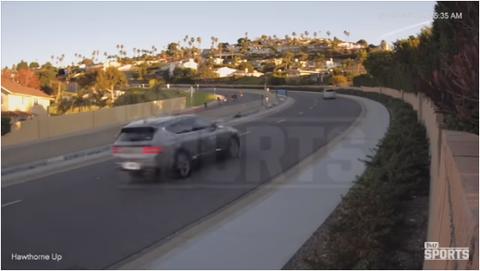 【動画】タイガー・ウッズ、事故直前の動画が公開されるも、無謀運転の疑いなし ・・・この後何があった?