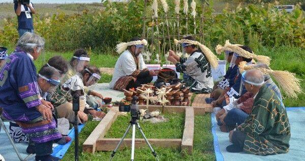 「ウポポイ・ガースー」どうすんのこれ! 各地のアイヌ、先住権で連帯:サケ捕獲など具体的な権利の獲得を要求
