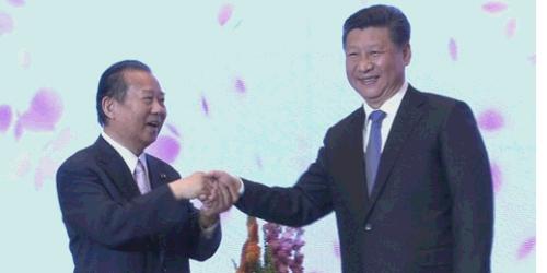 二階幹事長 自民党内の中国批判を、選挙の公認権を盾に封じ込め