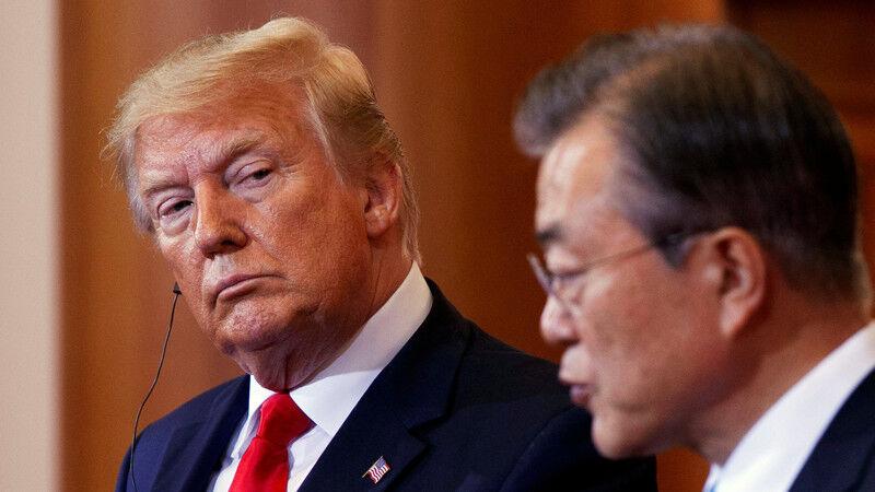 アメリカ激怒! 文在寅 米韓同盟の破棄をアメリカに通告か ・・・またやるやる詐欺ですか?