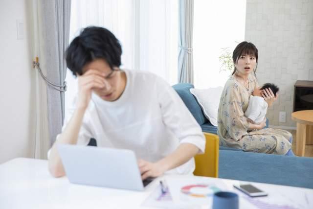 夫がテレワーク、主婦4人に1人が望まず…「ずっと家にいて家庭不和」 ・・・結婚した目的は生活費だけか?