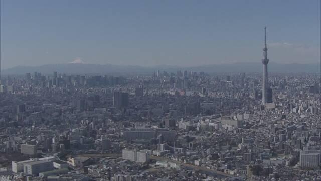 東京都の人口流出が進行中! 3カ月連続で「転出超過」 ・・・満員電車の無いリモートワークの快適さに気付いたか