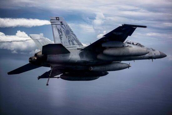 旭日旗デザインの米海軍戦闘機を韓国メディアが批判・・・あんたらもこの旗使ってたんだよw 記憶喪失ですか?