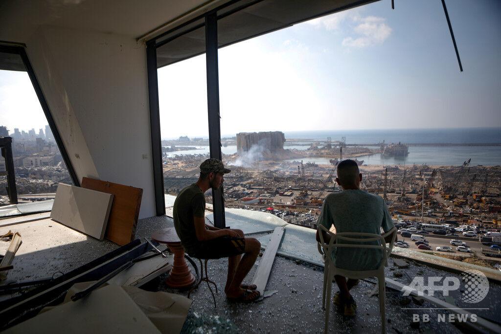 レバノン爆発、60人超が依然として行方不明 ・・・溶けた?