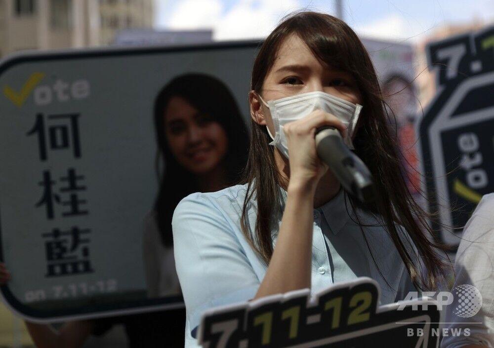 """フランスメディア「なぜ日本人に周庭が人気なのだろう…? """"二酸化炭素が見える"""" とか言わないからw"""