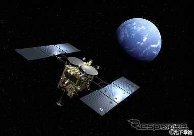 はやぶさ2、12月6日地球帰還 豪の砂漠にカプセルを投下し、新たな任務に飛び立つ!